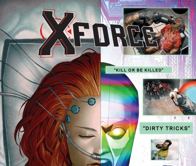 X-Force (2014) #14 (cover)