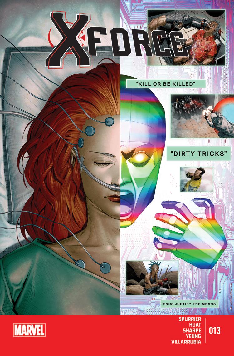 X-Force (2014) #13