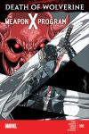 DEATH OF WOLVERINE: THE WEAPON X PROGRAM 5 (WITH DIGITAL CODE)