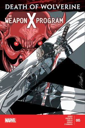 Death of Wolverine: The Weapon X Program #5