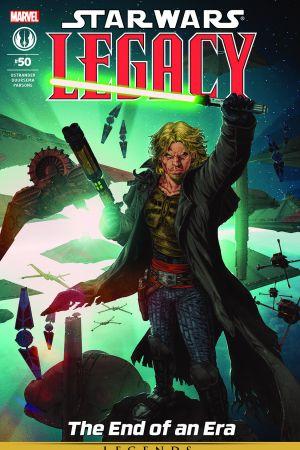 Star Wars: Legacy (2006) #50