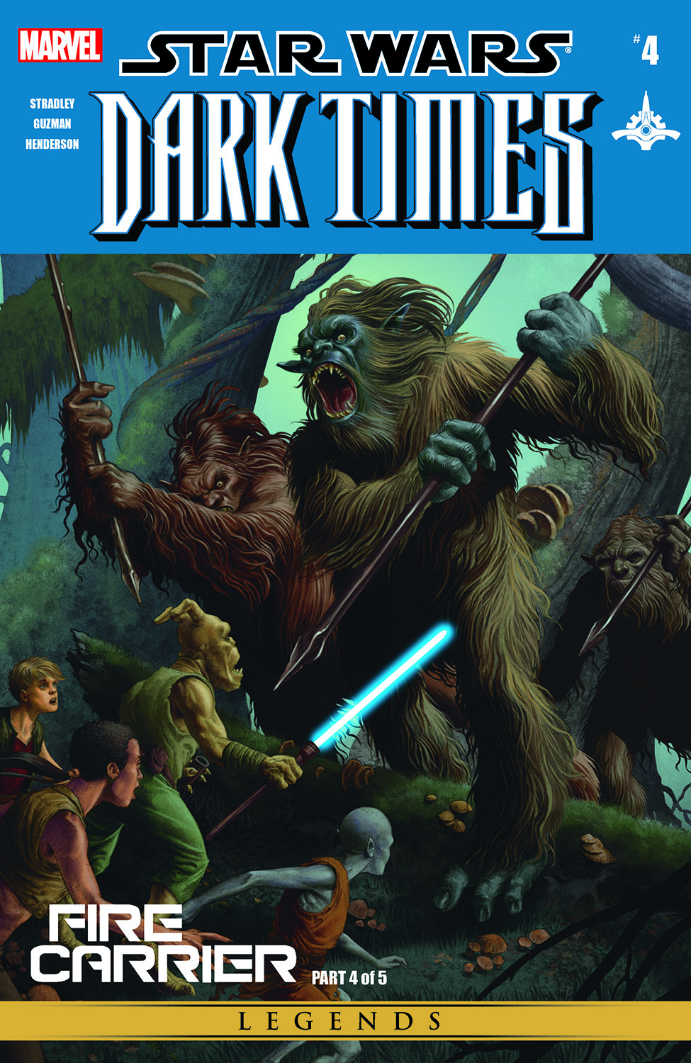 Star Wars: Dark Times - Fire Carrier (2013) #4
