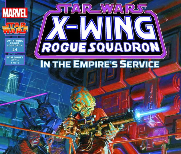 Star Wars: X-Wing Rogue Squadron (1995) #24