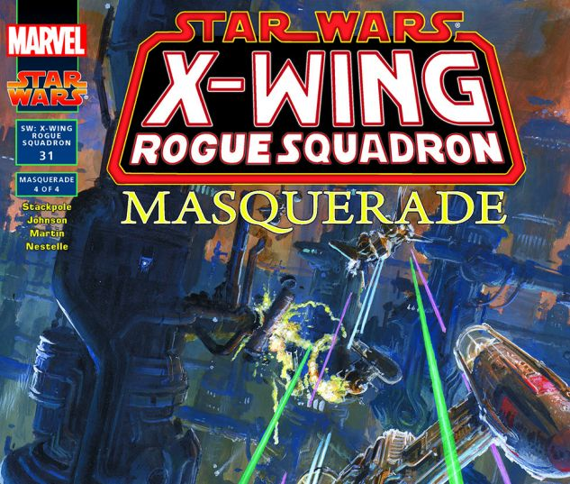 Star Wars: X-Wing Rogue Squadron (1995) #31