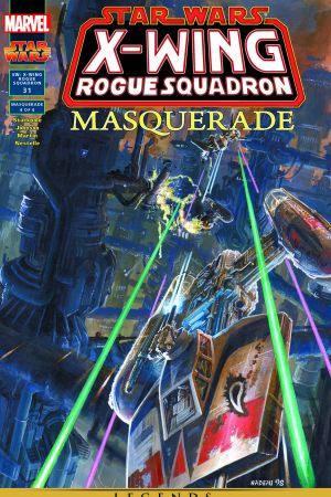 Star Wars: X-Wing Rogue Squadron #31