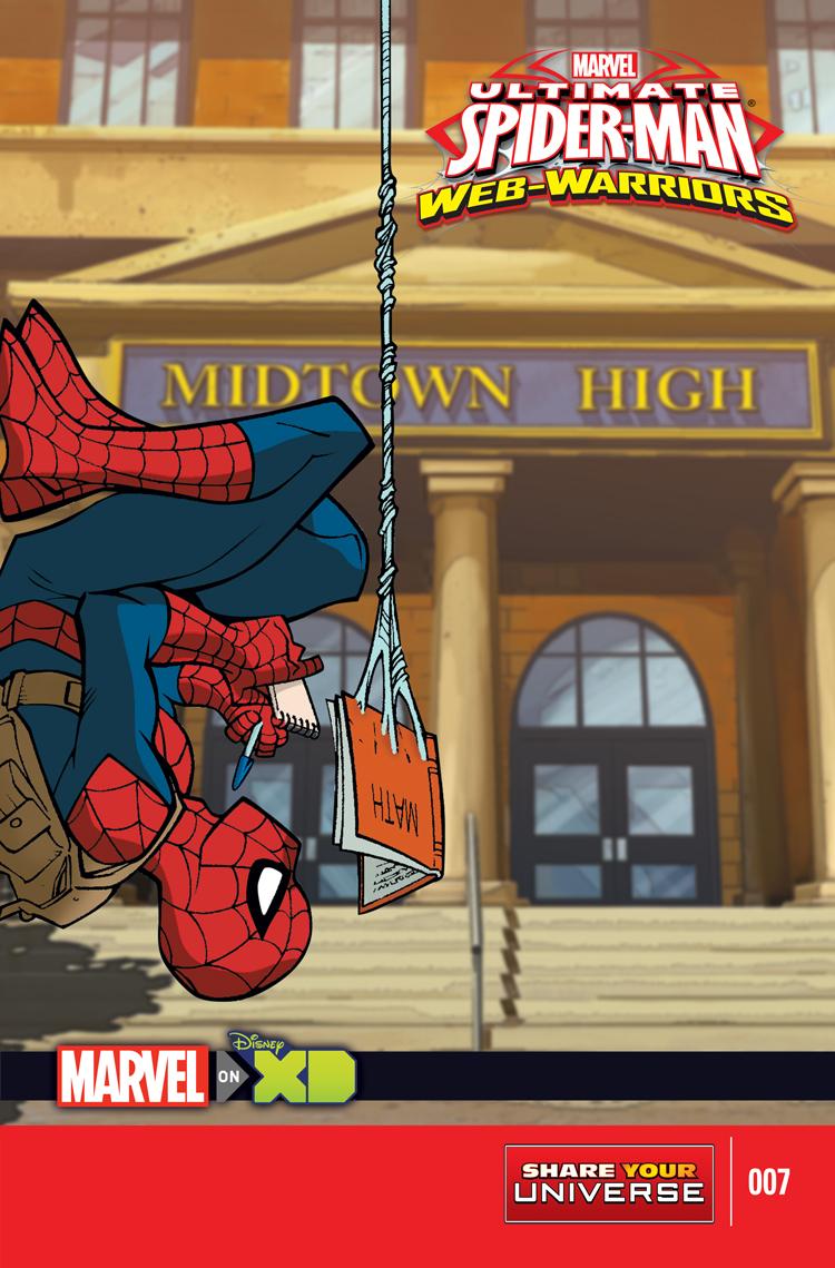 Ultimate Spider-Man: Web Warriors (2014) #7