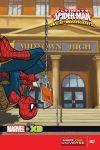 MARVEL UNIVERSE ULTIMATE SPIDER-MAN: WEB WARRIORS 7
