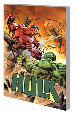 Hulk Vol. 3: Omega Hulk Book 2 (Trade Paperback)