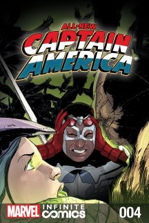 All-New Captain America: Fear Him Infinite Comic #4