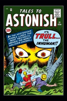 Tales to Astonish (1959) #21