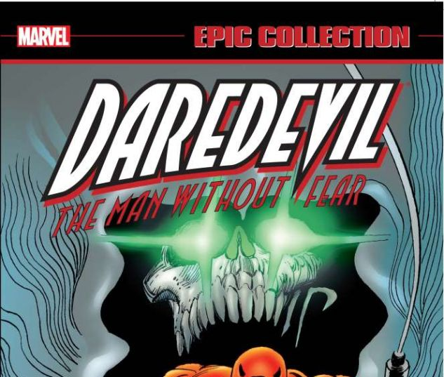 Daredevil Epic Collection: Widow's Kiss (2015)