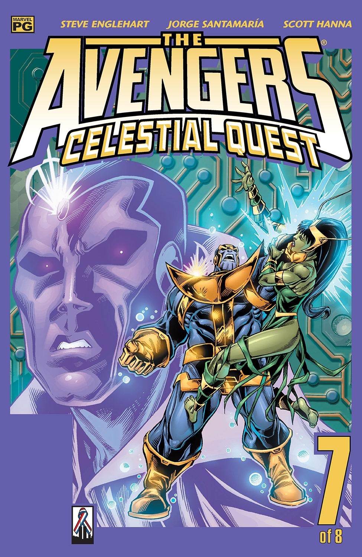 Avengers: Celestial Quest (2001) #7