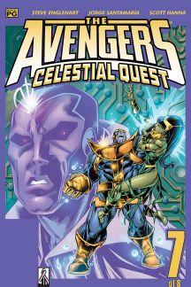 Avengers: Celestial Quest #7