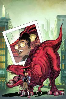 Moon Girl and Devil Dinosaur (2015) #1 (Von Eeden Variant)
