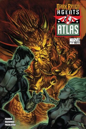 Agents of Atlas #7