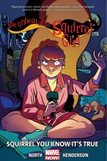 The Unbeatable Squirrel Girl Vol. 2: Squirrel You Know It's True (Trade Paperback)