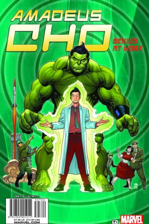 AMADEUS CHO: GENIUS AT WORK (2016) #1