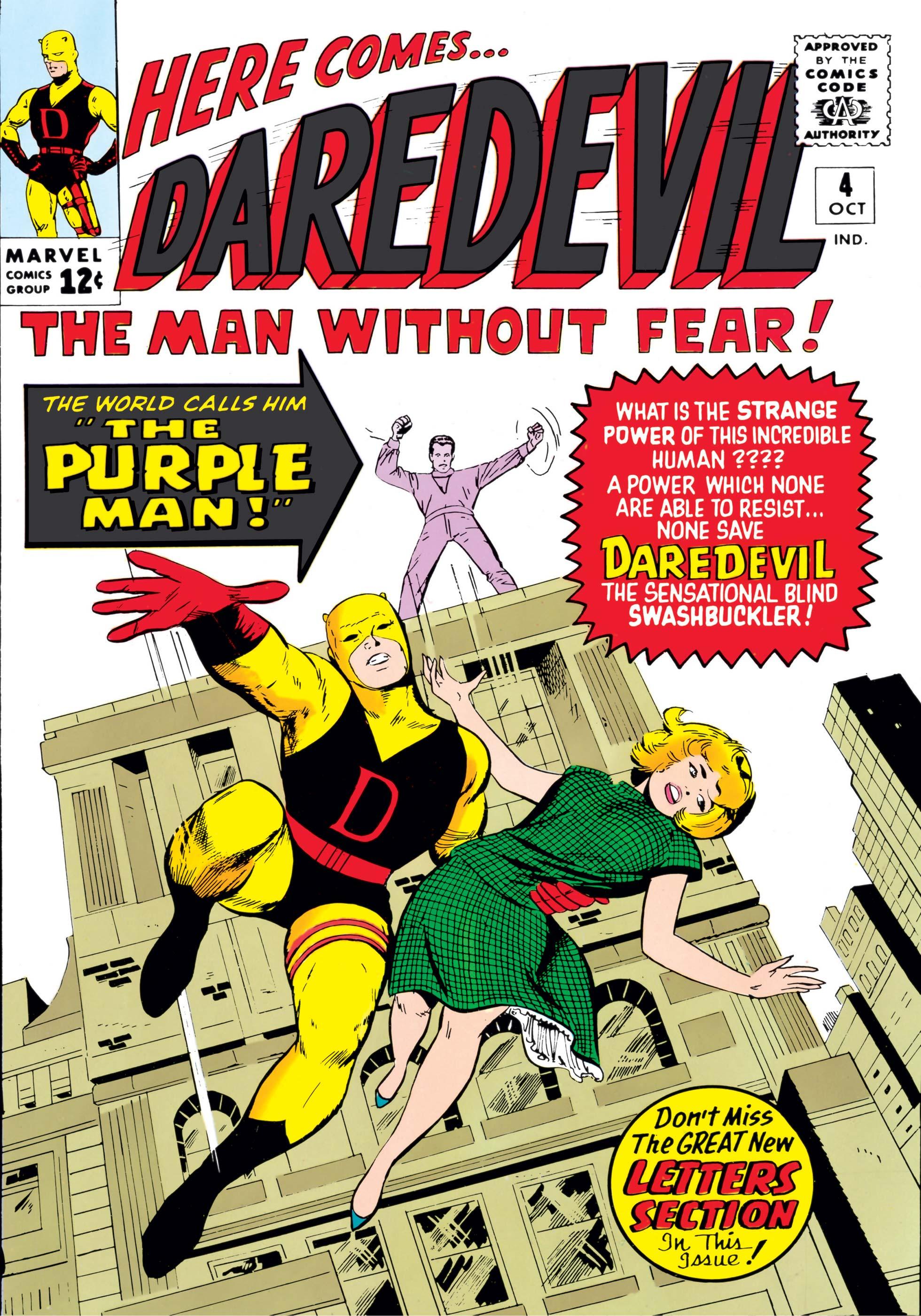 Daredevil (1964) #4
