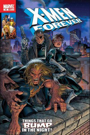 X-Men Forever (2009) #19