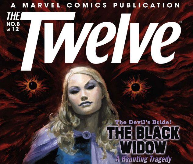 The Twelve (2008) #8