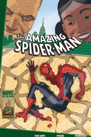 Amazing Spider-Man #615