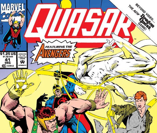 QUASAR (1989) #41