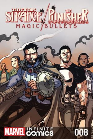 Doctor Strange/Punisher: Magic Bullets Infinite Comic #8