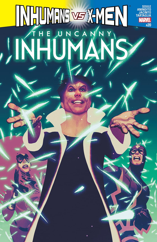 Uncanny Inhumans (2015) #20