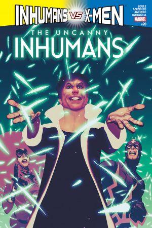 Uncanny Inhumans #20