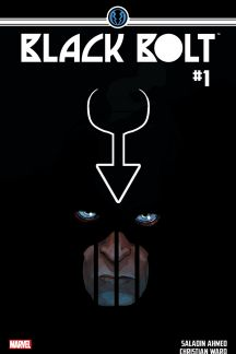 Black Bolt #1