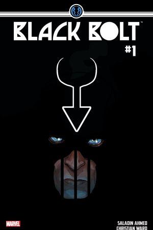 Black Bolt (2017) #1