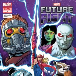 MARVEL FUTURE FIGHT: AN EYE ON THE FUTURE, presented by NETMARBLE (2017)