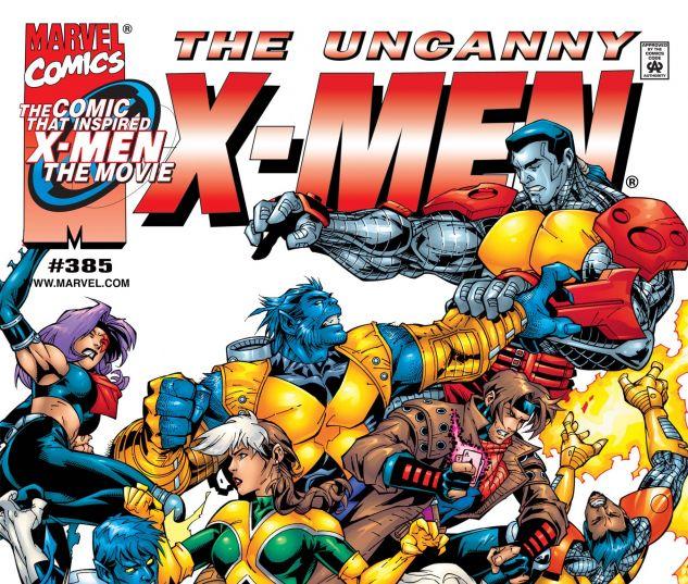 UNCANNY X-MEN (1963) #385