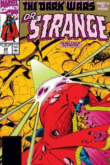 Doctor Strange, Sorcerer Supreme #24
