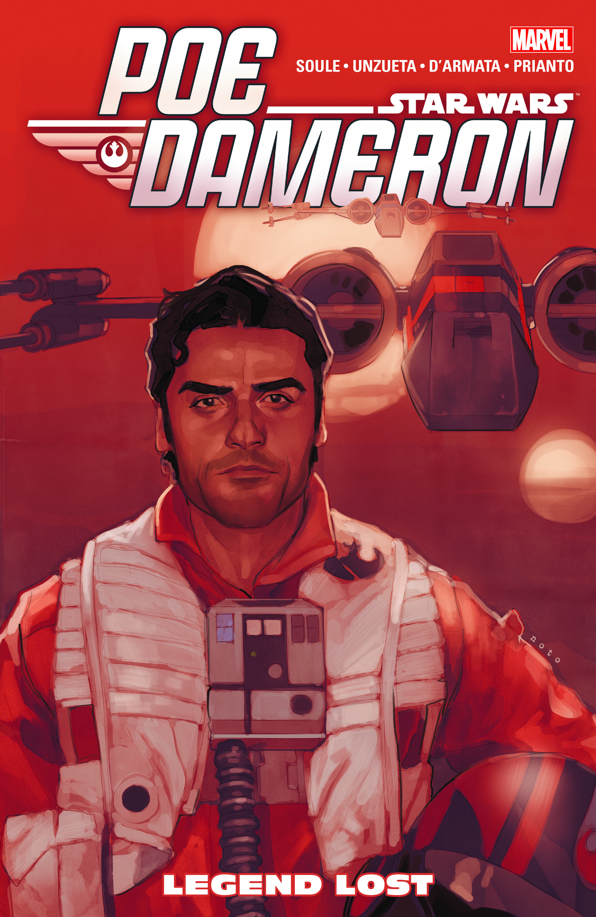 Star Wars: Poe Dameron Vol. 3 - Legend Lost (Trade Paperback)
