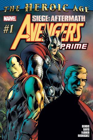 Avengers: Prime #1