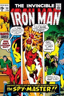 Iron Man #33