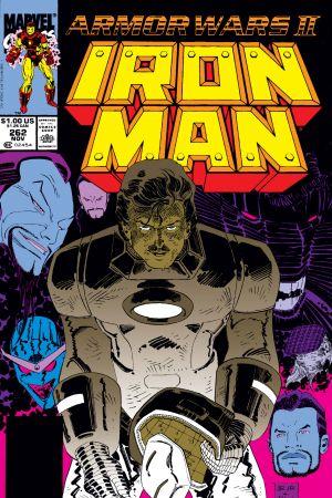 Iron Man #262