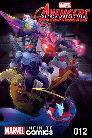 Marvel Universe Avengers: Ultron Revolution (2017) #12