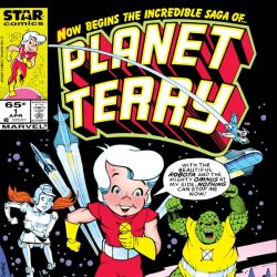 Planet Terry (1985 - 1986)