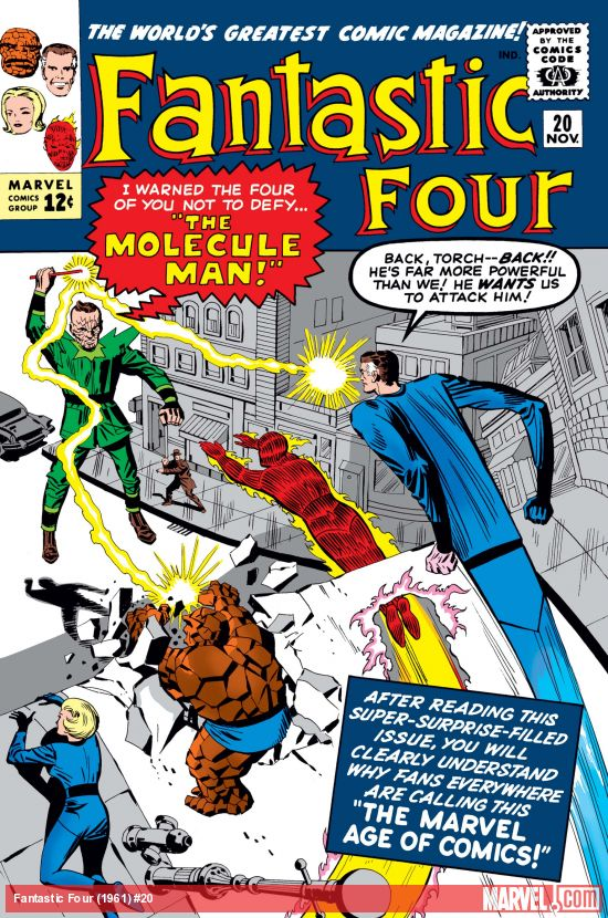 Fantastic Four (1961) #20
