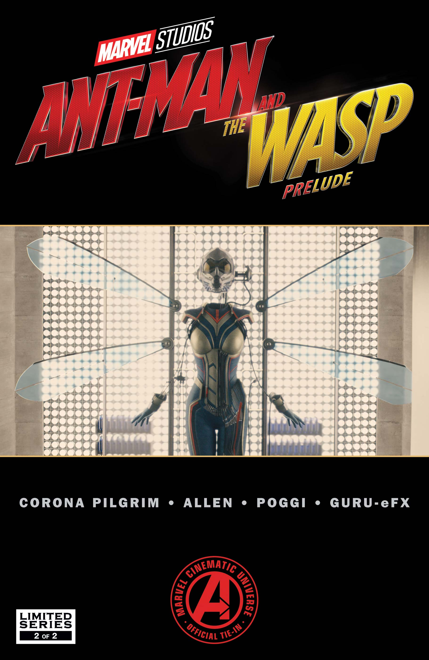 Marvel's Ant-Man and the Wasp Prelude (2018) #2