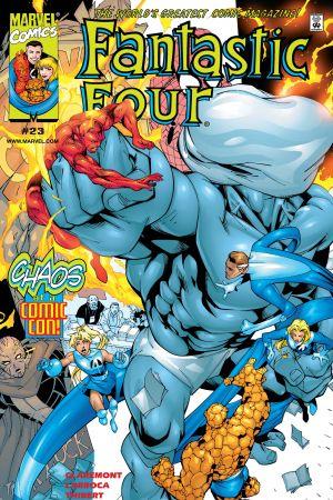 Fantastic Four (1998) #23