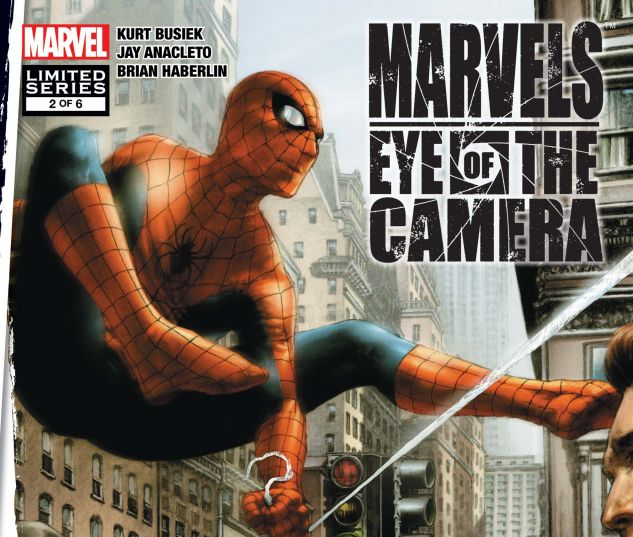 Marvels: Eye of the Camera (2008) #2