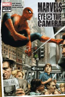Marvels: Eye of the Camera #2