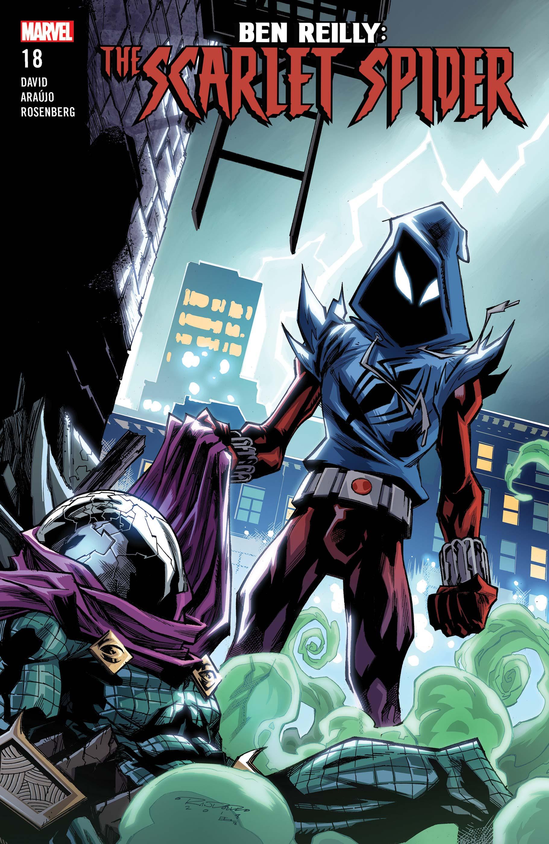 Ben Reilly: Scarlet Spider (2017) #18