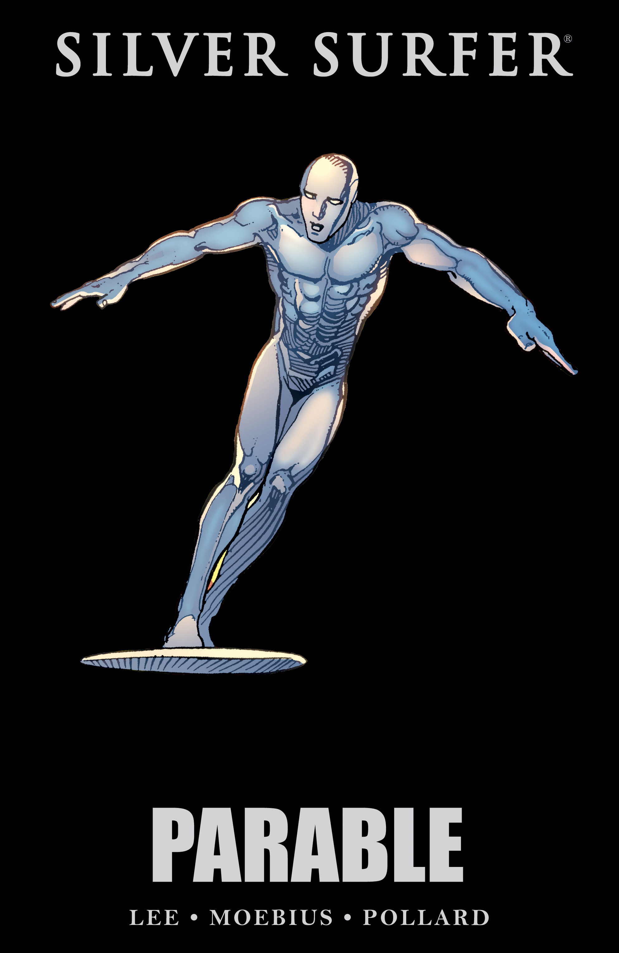Silver Surfer: Parable (Hardcover)