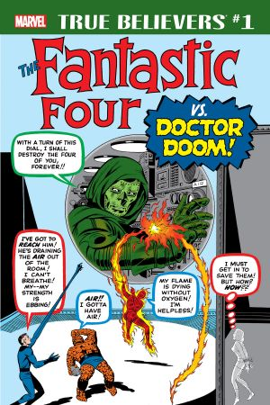True Believers: Fantastic Four Vs. Doctor Doom (2018) #1