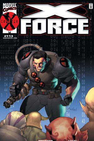 X-Force (1991) #113