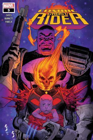 Cosmic Ghost Rider (2018) #5